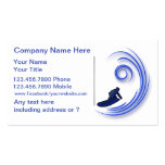 Surfing Business Cards New