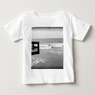 Surfing By The Pier 2 Baby T-Shirt
