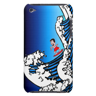 surfing iPod touch cases
