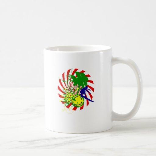 Surfing Classic White Coffee Mug