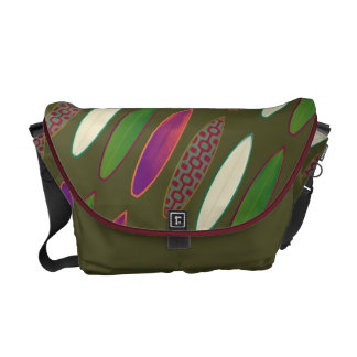 surfing - color surfboards courier bags