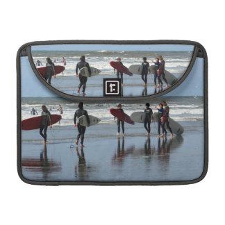 "Surfing Competition 15"" MacBook Sleeve MacBook Pro Sleeve"