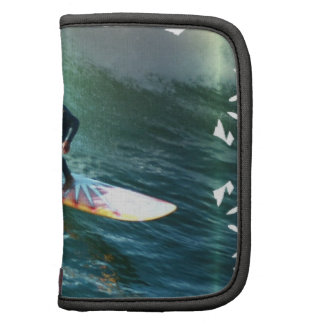 Surfing Competition Wallet Folio Folio Planners