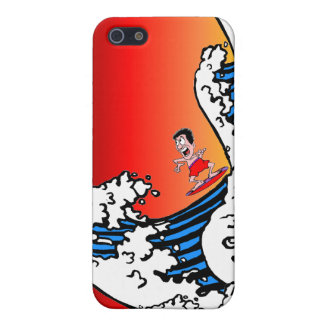 surfing cover for iPhone 5