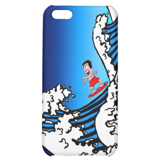 surfing cover for iPhone 5C