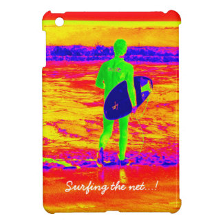Surfing Cover For The iPad Mini