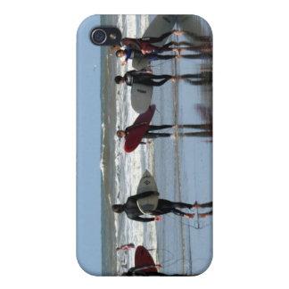 Surfing Crowd iPhone 4 Case