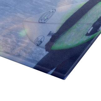Surfing Cutting Board