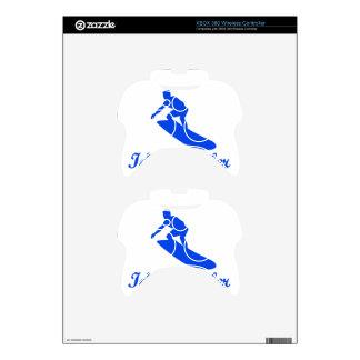 SURFING DANCE designs Xbox 360 Controller Skins