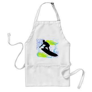 Surfing Dreams Adult Apron
