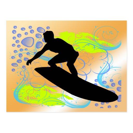 Surfing Dreams Postcards