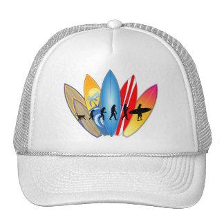 Surfing Evolution Trucker Hat