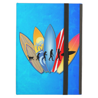Surfing Evolution iPad Folio Case