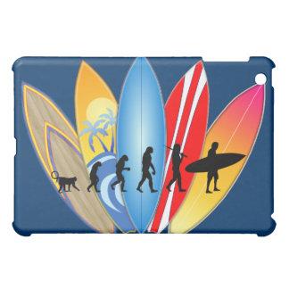Surfing Evolution iPad Mini Covers