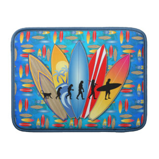 Surfing Evolution Sleeves For MacBook Air