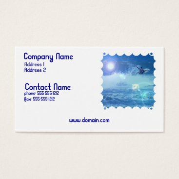 Professional Business Surfing Extreme Business Card