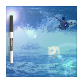 Surfing Extreme Dry Erase Board