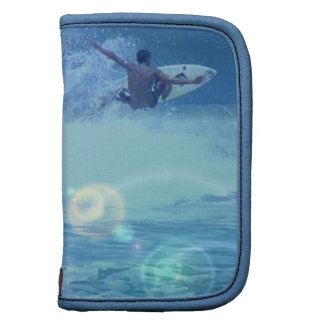 Surfing Extreme Wallet Folio Planners