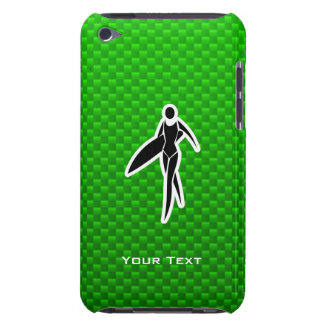 Surfing Girl iPod Case-Mate Cases