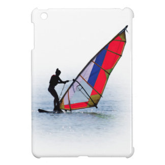 Surfing girl case for the iPad mini