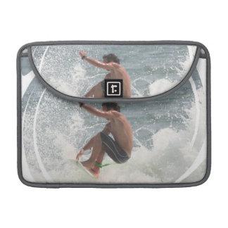 """Surfing Grab  13"""" MacBook Sleeve Sleeves For MacBook Pro"""
