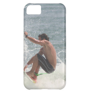 Surfing Grab Cover For iPhone 5C