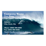 Surfing in Hawaii 2 Business Cards