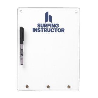Surfing Instructor Dry Erase Boards