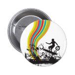 surfing into rainbows button