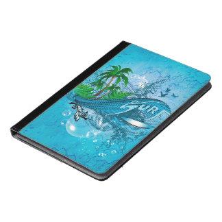 Surfing iPad Air Case