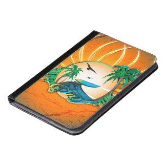 Surfing iPad Mini Case