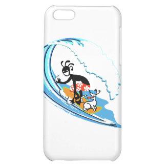 Surfing iPhone 5C Cases