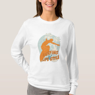 Surfing is a Life Style T-Shirt