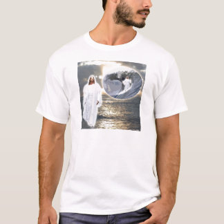 Surfing Jesus Apparel T-Shirt