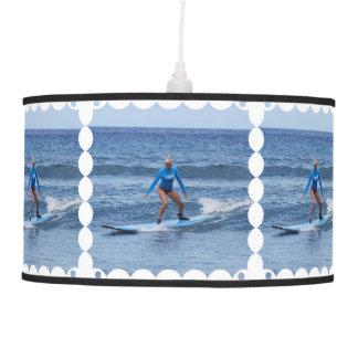 Surfing Hanging Lamp