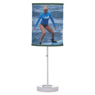 Surfing Desk Lamps