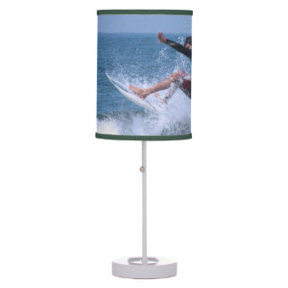 Surfing Table Lamp