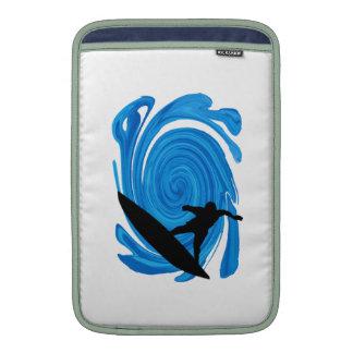 SURFING LOVE OCEAN SLEEVE FOR MacBook AIR