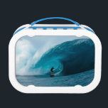 """Surfing Lunch Box<br><div class=""""desc"""">Both kids and adults love to be seen with this cool lunch box. Bringing your lunch to school or work is one of the easiest and most cost-effective habits for healthy eating. If you&#39;re someone who cares about the way things look and feel, you&#39;re probably more likely to stick to...</div>"""