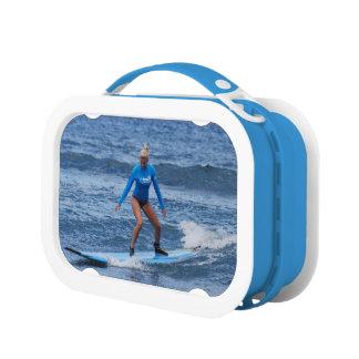 Surfing Yubo Lunch Box
