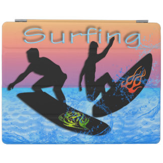 Surfing Magnetic iPad 2/3/4 Cover