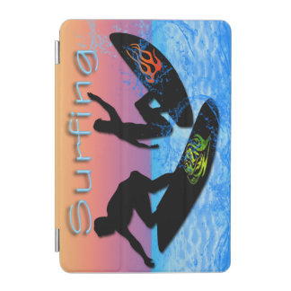 Surfing Magnetic iPad mini Cover