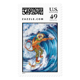 Surfing Max - Stamps