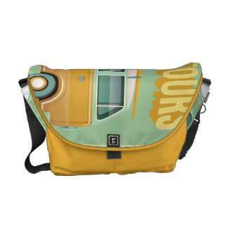 Surfing Courier Bags