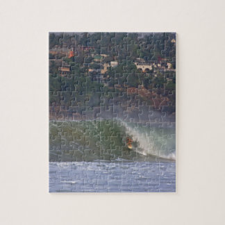 Surfing Mexico Jigsaw Puzzle