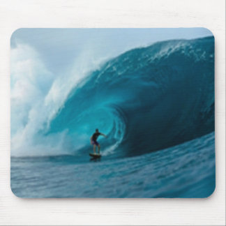 Surfing Mouse Pad