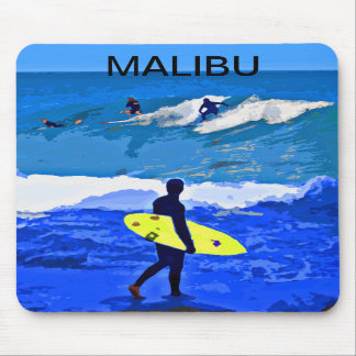 Surfing Mousepad designed by Colin Carr-Nall