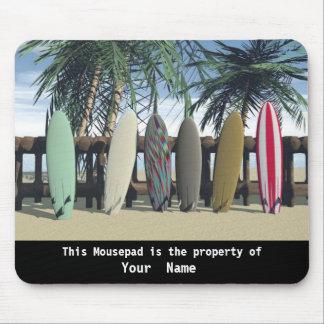 Surfing Mousepad Mousepad