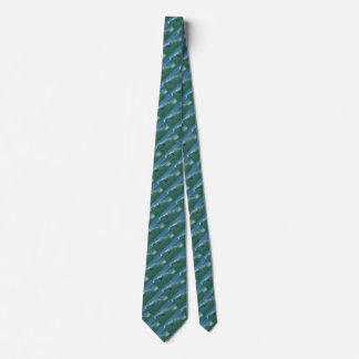 Surfing Pelican Bird Wave Animal Beach Tie