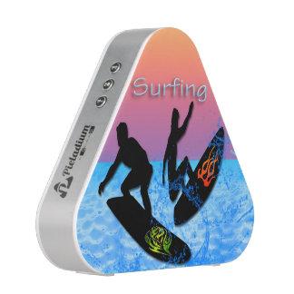 Surfing Pieladium Speakers